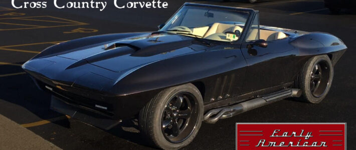 Cross Country Corvette